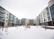 Puretun kerrostalon tilalle valmistui uusi ja suurempi Vantaan Mikkolassa